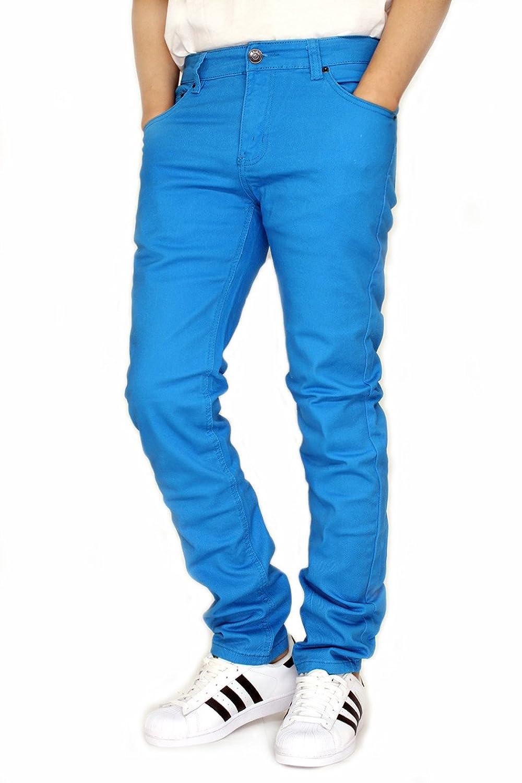 Urbanj Men's Twill Stretch Skinny Jeans by Victorious