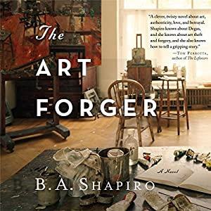 The Art Forger Audiobook