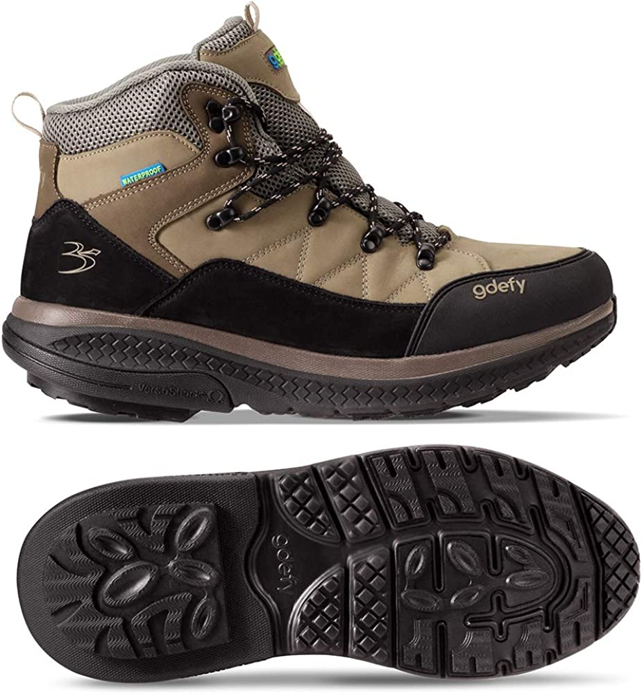 G-Defy Sierra Hiking Shoes