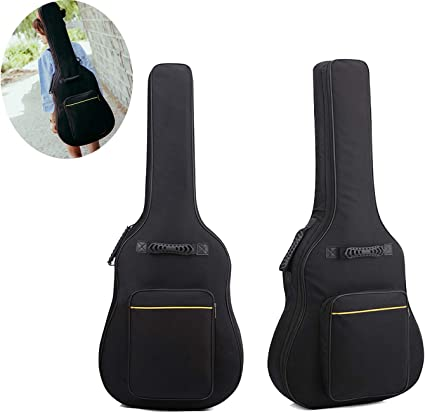 Mochila multifunción para guitarra (104,1, 91,4 y 99,1 cm) con dos ...