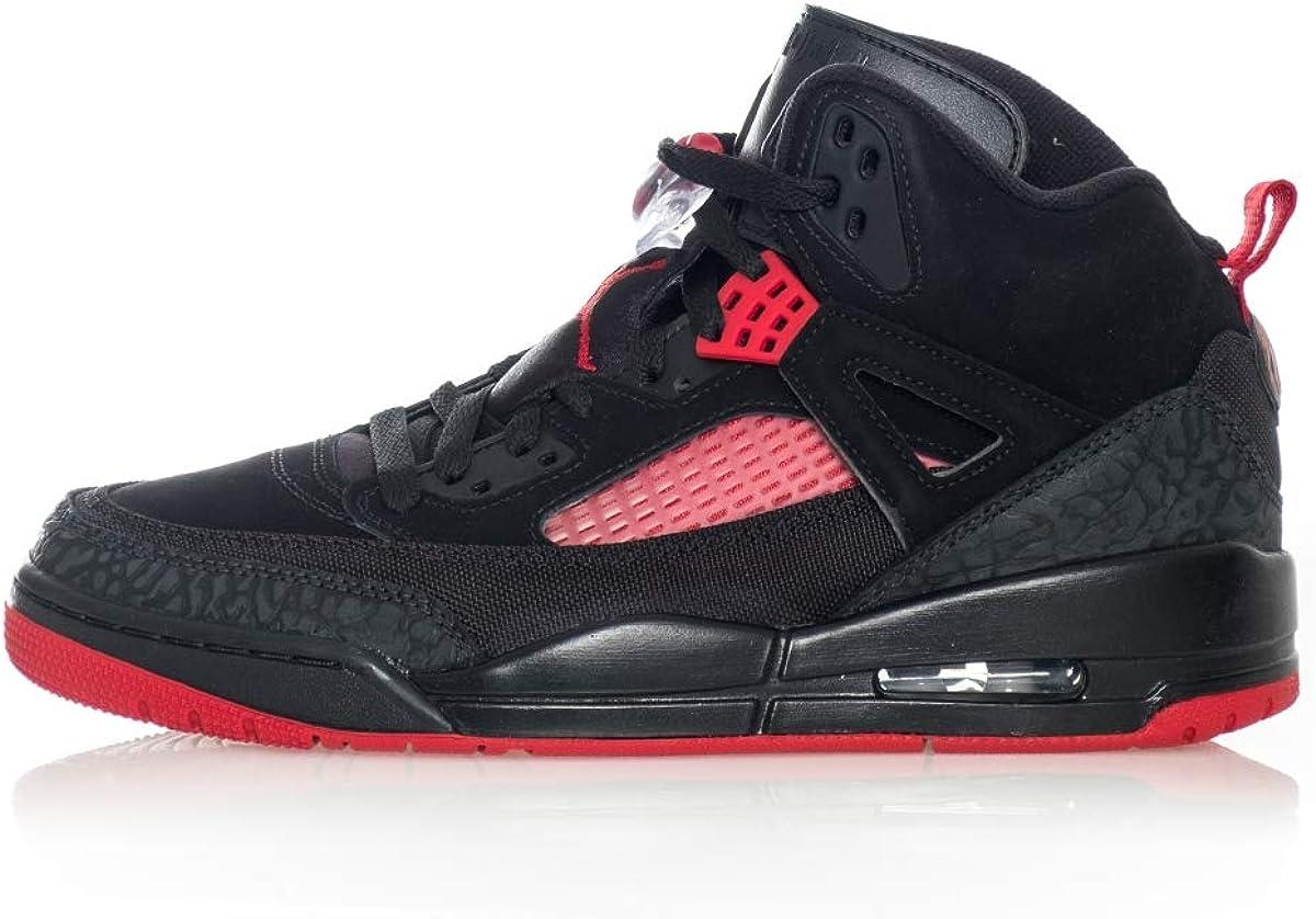 Jordan 4 Black Gym Red Anthracite