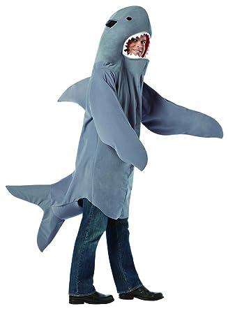 Shark Adult Costume  sc 1 st  Amazon.com & Amazon.com: Shark Adult Costume: Clothing