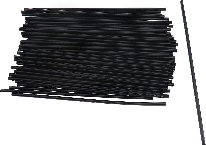 17 cm universales para Motocross y Motocicleta Negro D2D 72 Fundas para radios de Rueda