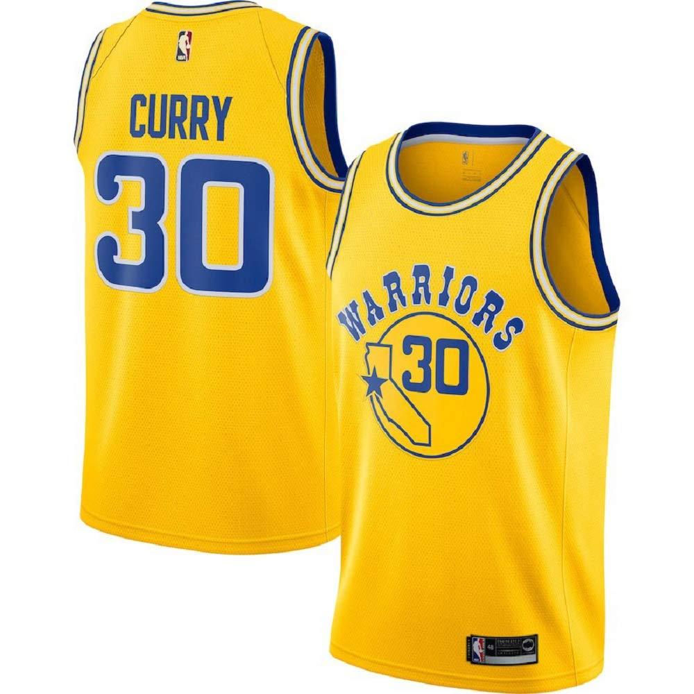 quality design e85f8 696a1 Men's Stephen Curry Golden State Warriors Swingman #30 Gold Jersey