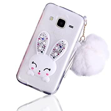 coque telephone samsung j3 2016 lapin