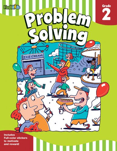 Problem Solving: Grade 2 (Flash Skills) - Books Problem Math Solving