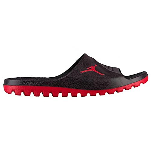 0df6bc663303 Nike Jordan Mens Super.Fly Team 2 Graphic Slide Black University Red  Synthetic Sandals 7 UK  Amazon.co.uk  Shoes   Bags