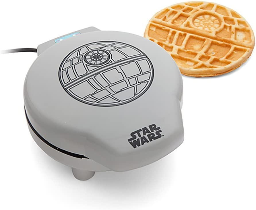 Death star waffle maker father's day