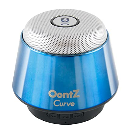 Review OontZ Curve Bluetooth Speaker