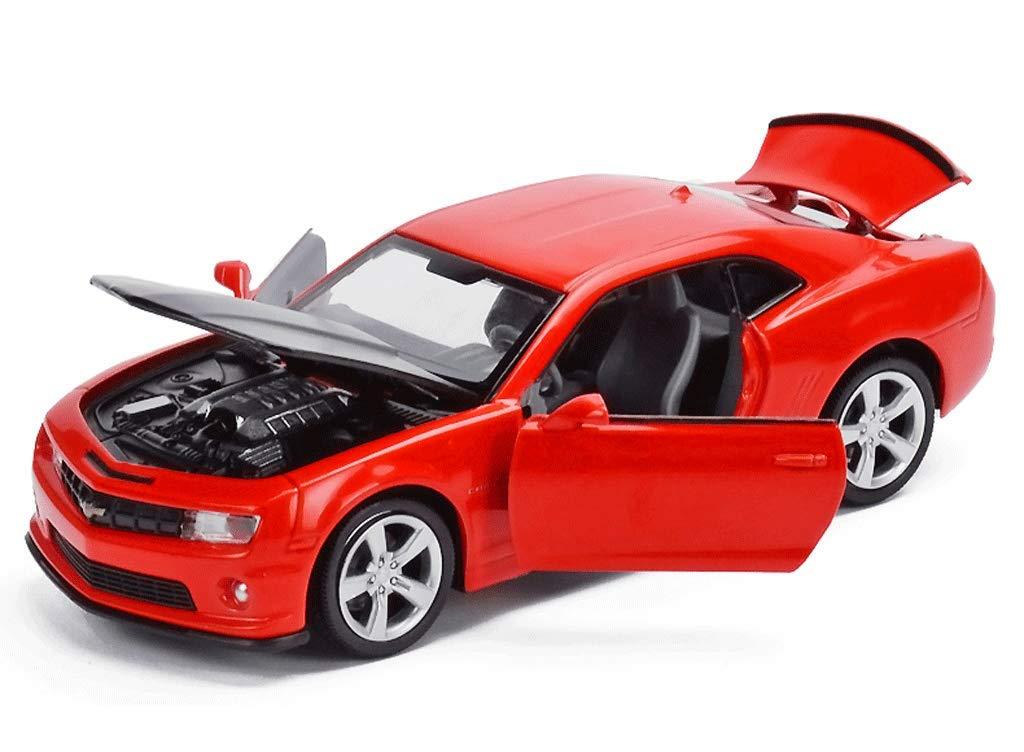 GAOQUN-TOY 1 32 Chevrolet Kemero Bumblebee Modello di Auto Simulazione in Lega Modello di Auto Boutique Modello di Auto Toy Car (colore   Red)