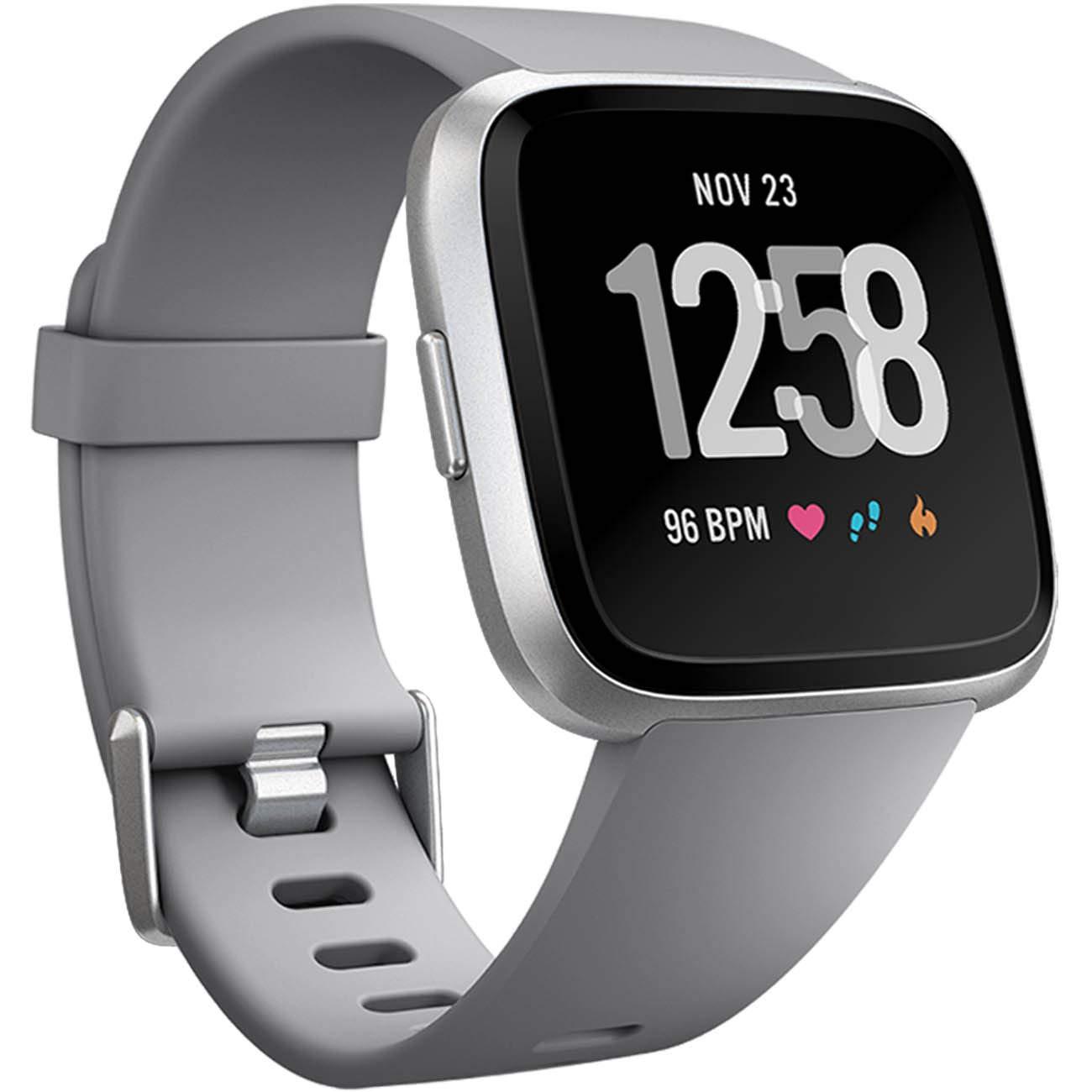 Malla Large para Fitbit Versa / Versa 2 gris -7C9ZL1ZW