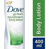 Dove Go Fresh Body Lotion, 400 ml