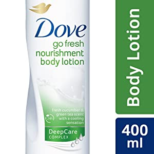 Dove Go Fresh Body Lotion, 400ml