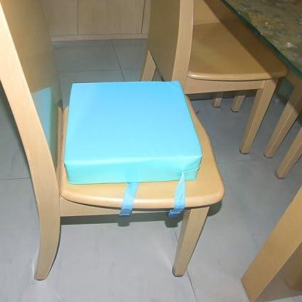 Amazon.com: sunmall silla cojín de Realce Trona Portátil ...