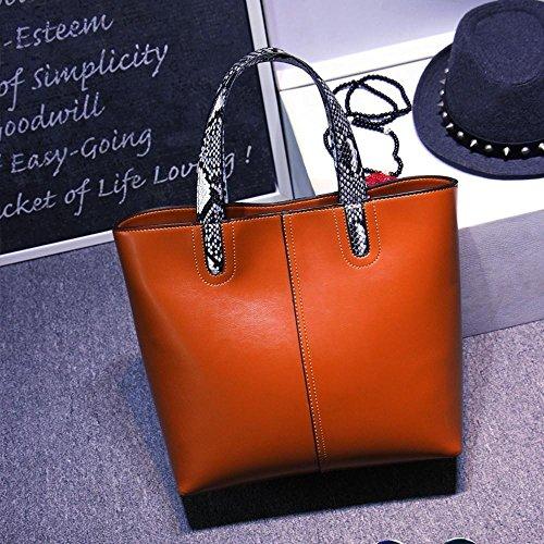 sac Zhiming Sac D main fashion messenger cuir à sac femme 6BgwqCH6