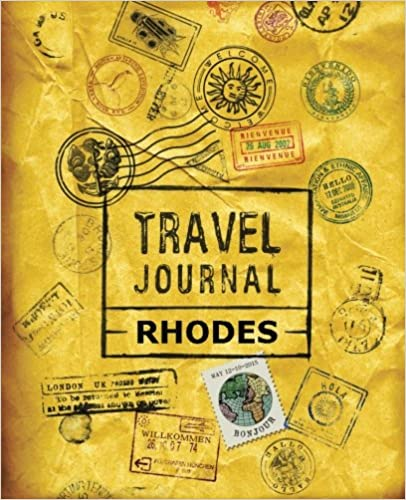 Travel Journal Rhodes