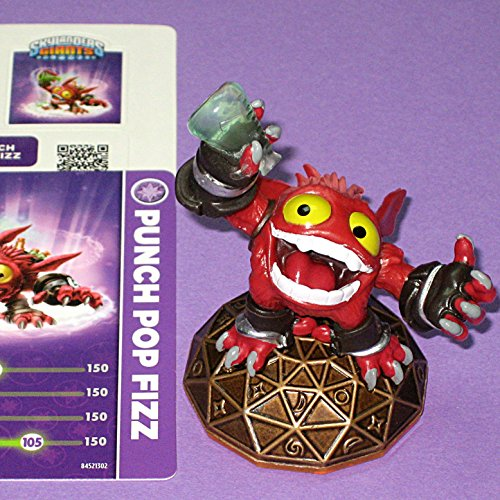Activision Skylanders Giants Loose Single Character Punch Pop Fizz ()