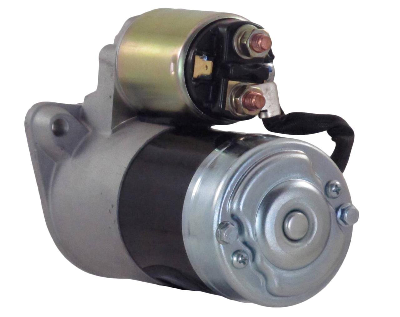 Amazon.com: STARTER MOTOR FITS MITSUBISHI ECLIPSE GALANT MIRAGE MONTERO PICKUP TREDIA VAN 2.0 2.4: Automotive