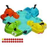 Oldeagle Hungry Hippos Creative Desktop Toys Interactive Fun Board Game For Kids Adults