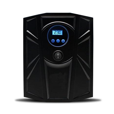 Guoyajf Bomba De Compresor De Aire, Inflador De Neumático Digital, Bomba De Aire Automática