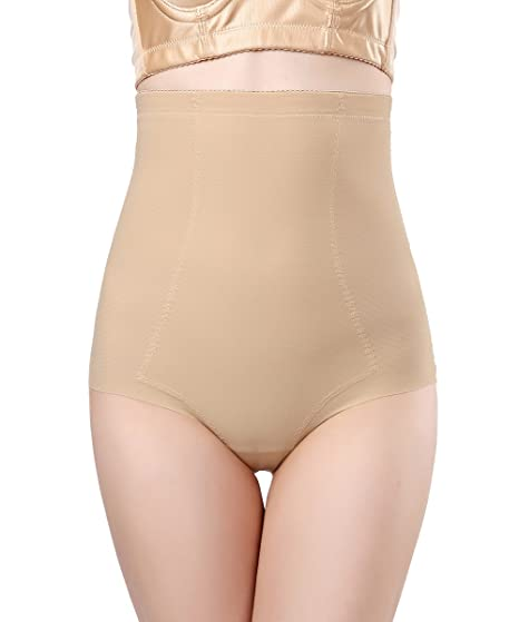 a973b01972be2 FLORATA Women Body Shaper High Waist Butt lifter Tummy Control Panty ...