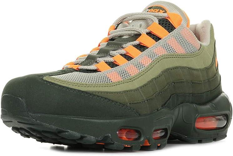 caliente construir ojo  Nike Unisex Adults Air Max 95 Og Gymnastics Shoes: Amazon.co.uk: Shoes &  Bags