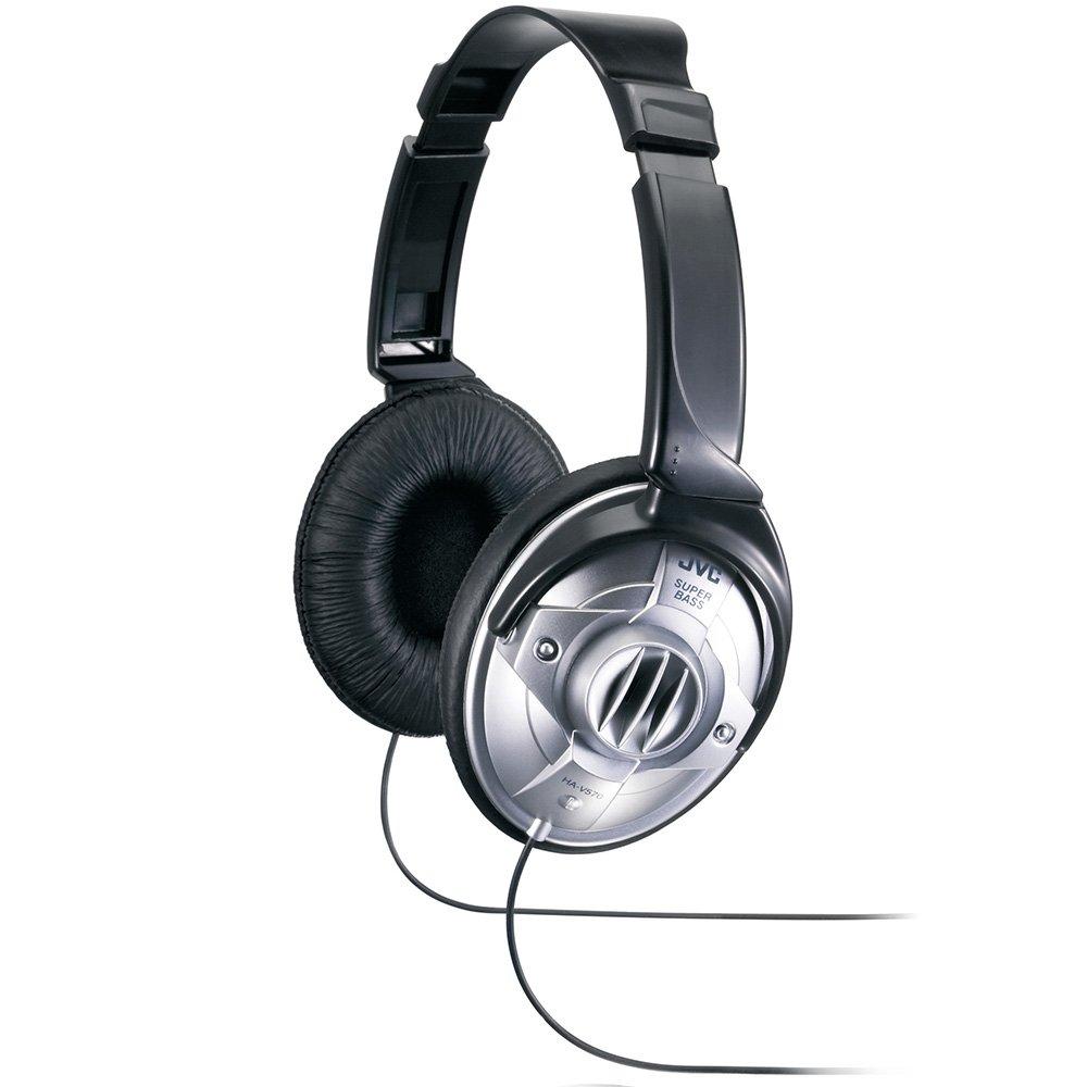 Jvc HA-V570 Supra-Aural Headphones HAV570 Accessory Electronics Home Audio & Theater