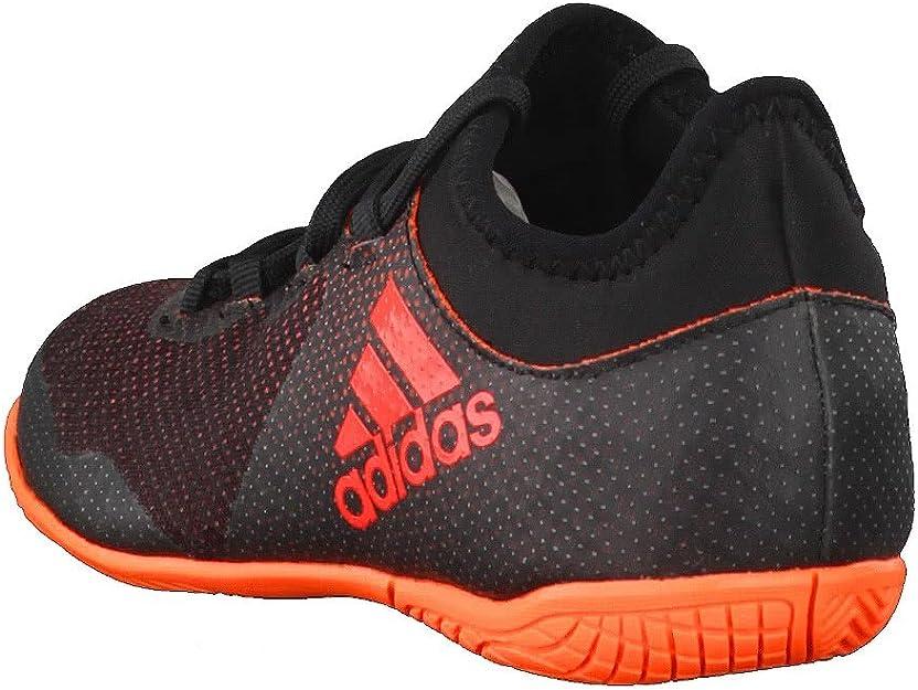 adidas X Tango 17.3 In J, Zapatillas de Fútbol para Niñas, Multicolor (Core Black/Solar Red/Solar Orange), 33 EU: Amazon.es: Zapatos y complementos