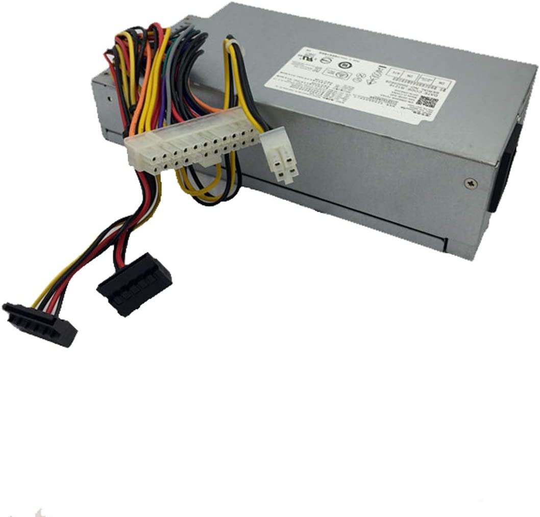 220W Watt L220AS-00 Desktop Power Supply Unit PSU for Dell Inspiron 3647 660s Vostro 270s Small Form Factor Computer Compatible Model Numbers: PS-5221-9 H220AS-00 H220NS-01