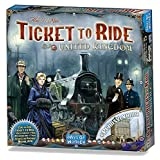 Ticket To Ride United Kingdom and Pennsylvania Game by Days of Wonder