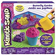 Kinetic Sand, Butterfly Garden Set