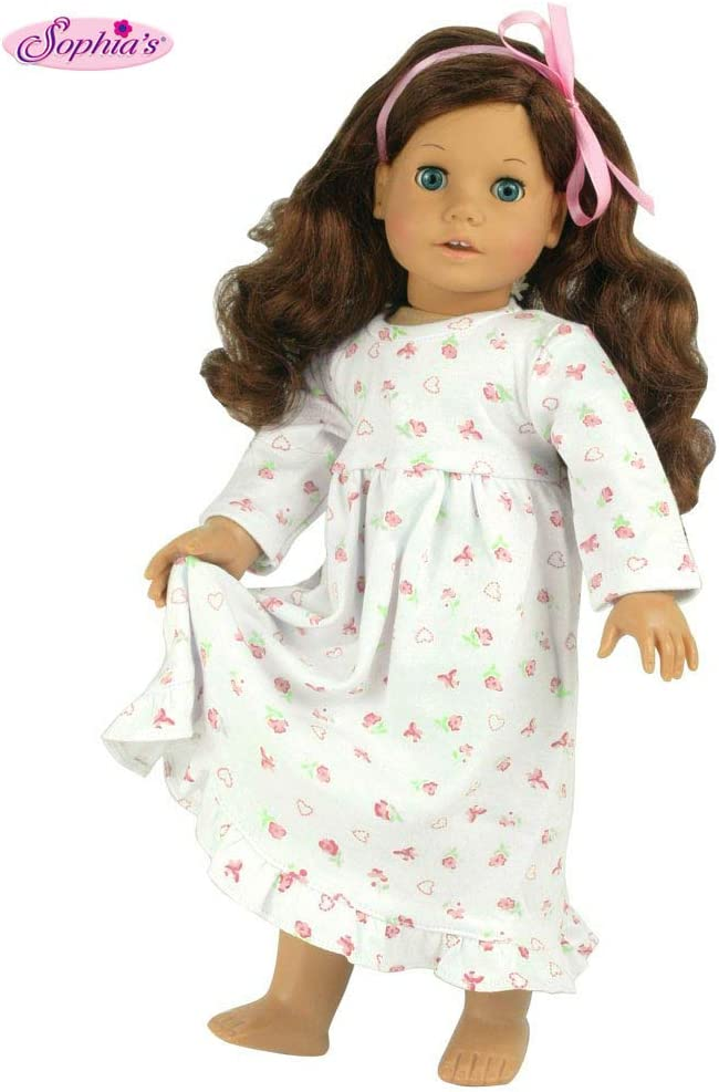 Holiday Gold Dance Outfit with Accessories for American Girl Dolls