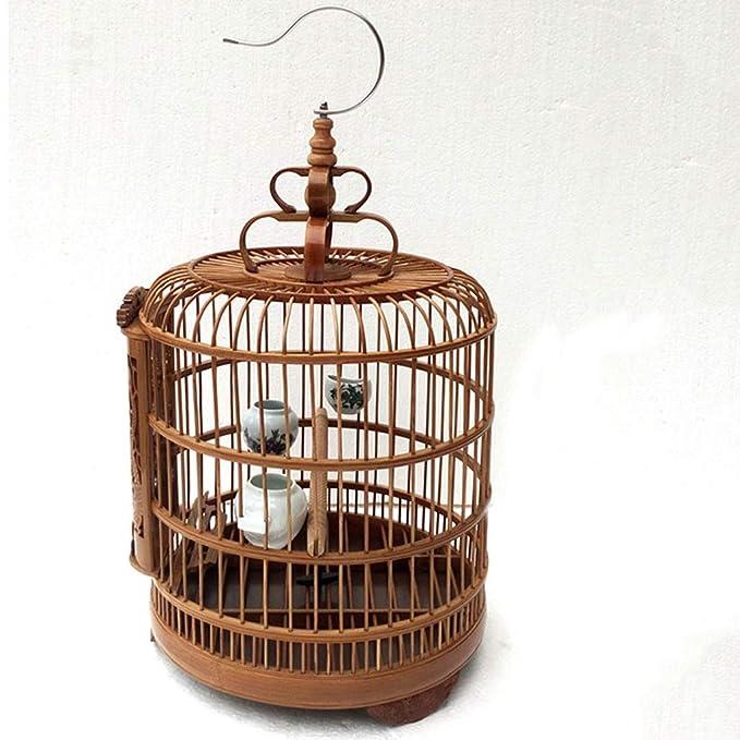 Puede ser colgado Jaula de cría de aves Actualización al aire ...