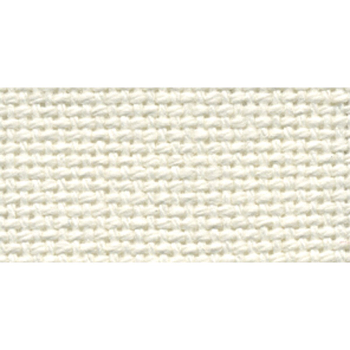 DMC MO0237-0322 Charles Craft 20 by 24-Inch Evenweave Monaco Aida Cloth, Antique White, 28 Count