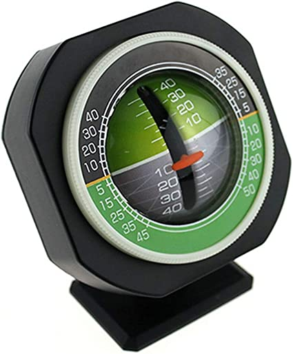 Incline and Angle Meter with Compass