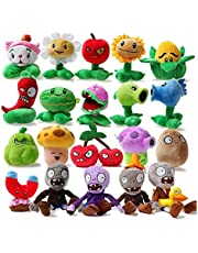 OliaDesign Plants vs Zombies Plush Toy Set (20 Pieces) by Toys+