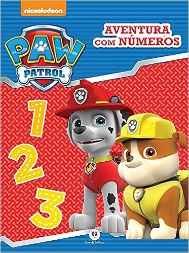 33e41be6a97 Patrulha Canina - Aventura com números  Ciranda Cultural  Amazon.com.br   Livros