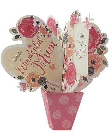 Hallmark Birthday Card For Mum Love Today And Always