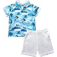 Yesmile Conjuntos Camisetas Niños Elegante Ropa para Bebé
