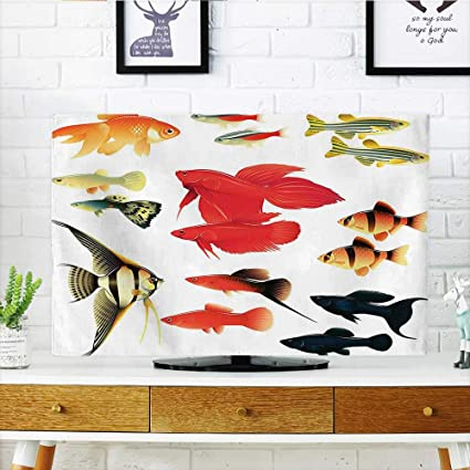 Amazon Com Jiahonghome Protect Your Tv Decor Exotic And Tropical