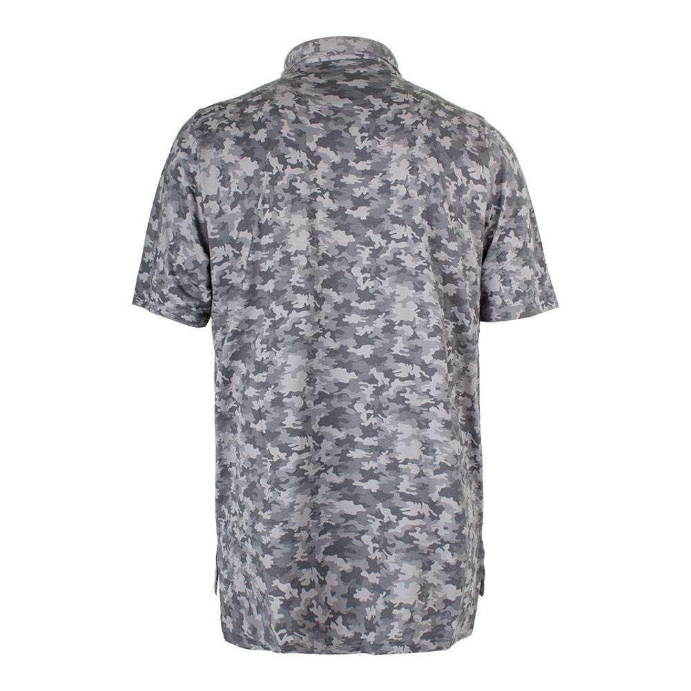 Polo Ralph Lauren | hombre impreso Lux Jersey diseño gris ...