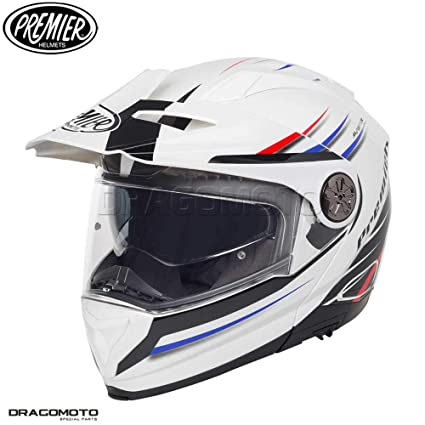 Amazon.es: Premier Helmet, X-Trail MO 1 XXL - Casco para moto