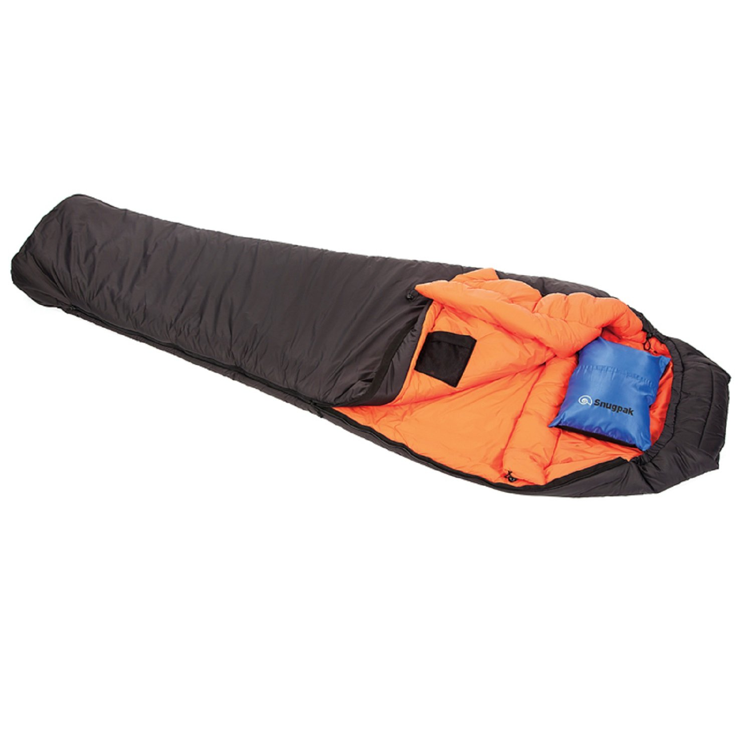 Snugpak Sleeping Bag Softie 12 Osprey incl, snuggy cojín: Amazon.es: Deportes y aire libre