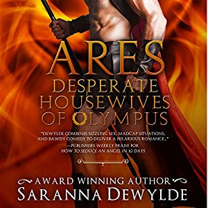 Desperate Housewives of Olympus: Ares Audiobook