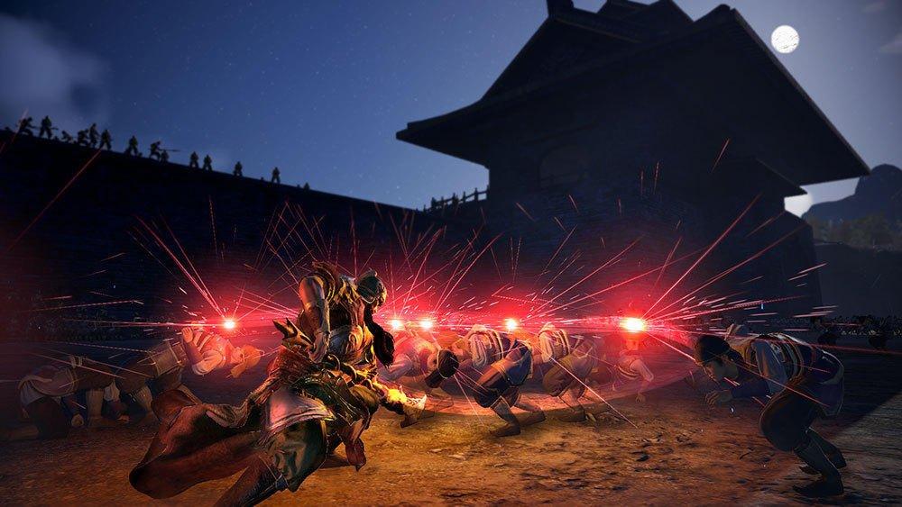 Dynasty Warriors 9 PS3