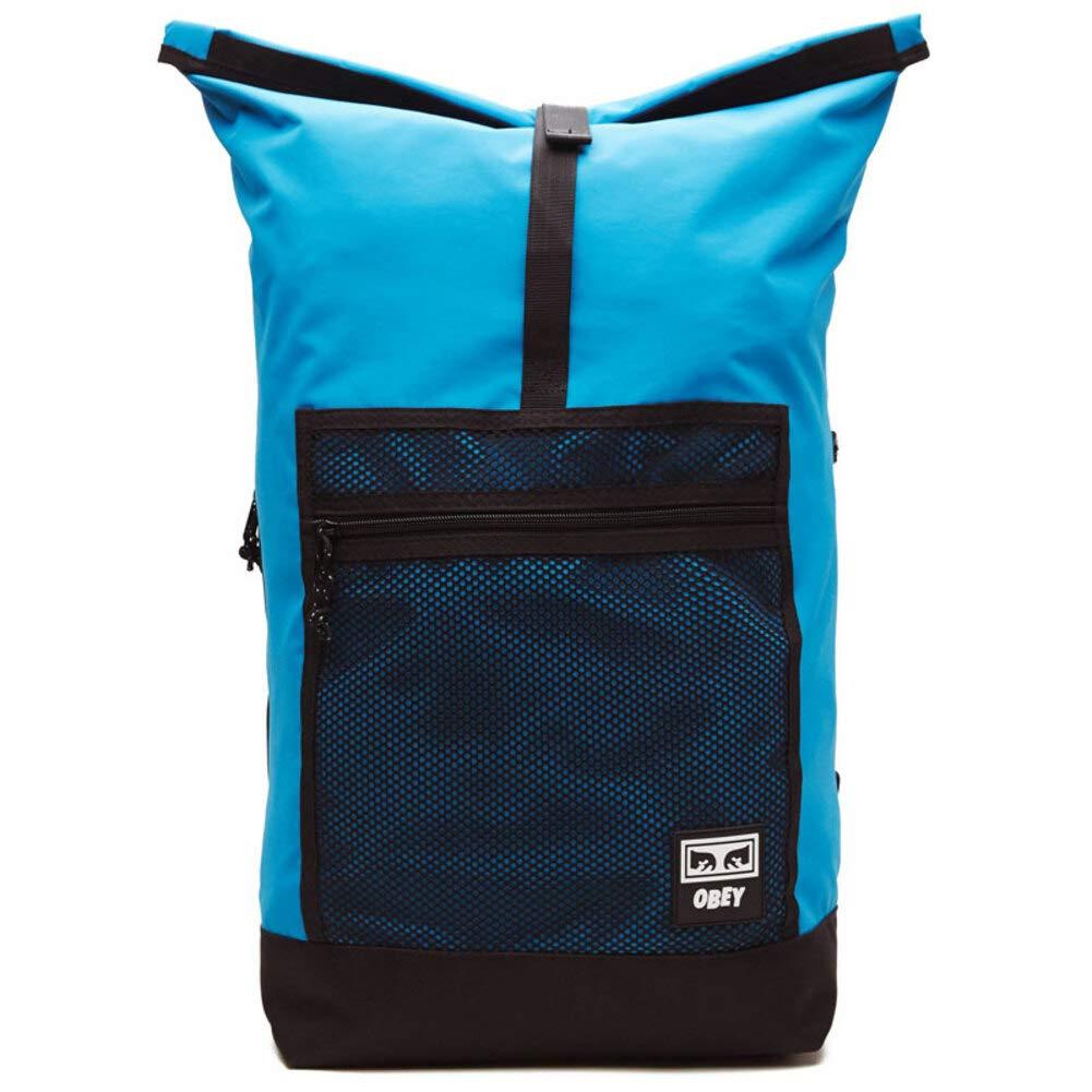 オベイ OBEY CONDITIONS ROLLTOP BAG(PURE TEAL)   B07QFL3SBT