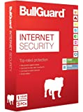Bullguard Internet Security Retail Boxed - 3 PCs - 12 Month - With Automatic Latest Updates