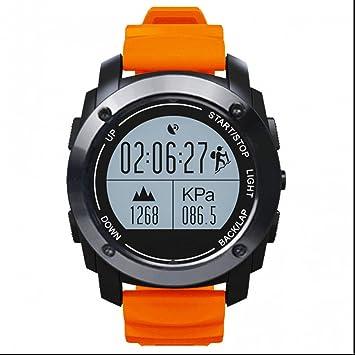 Bracelet Sport Montre Connectée,Montre Cardio Sport avec Cardiofréquencemètre,Moniteur de Sommeil et Calories