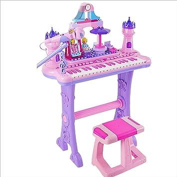 Piano Electrónico para Niños 1-3-6 Años de Edad Muchacho ...