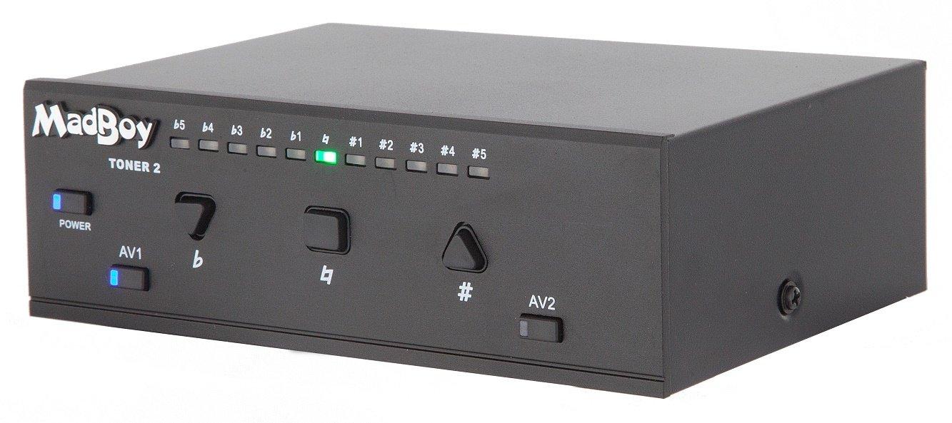 MadBoy Toner 2 Digital Stereo Key Control